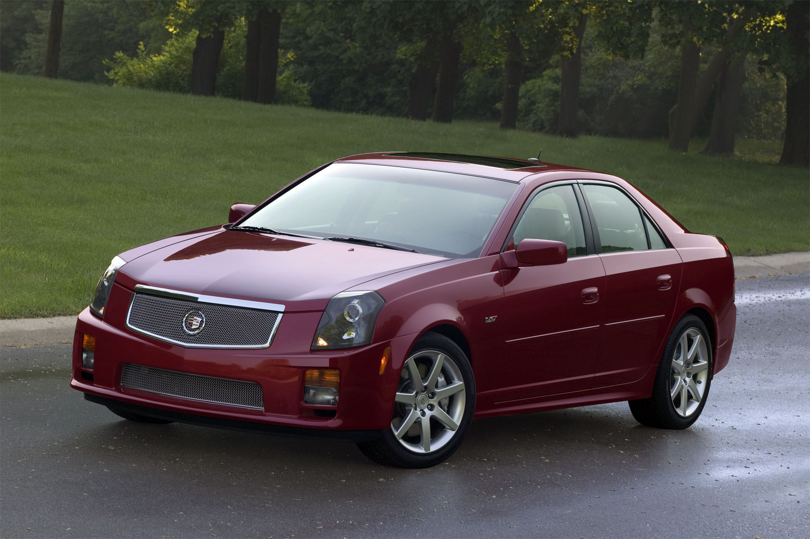 2006 Cadillac Cts V Pictures Cargurus