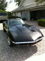Picture of 1968 Chevrolet Corvette Convertible, exterior