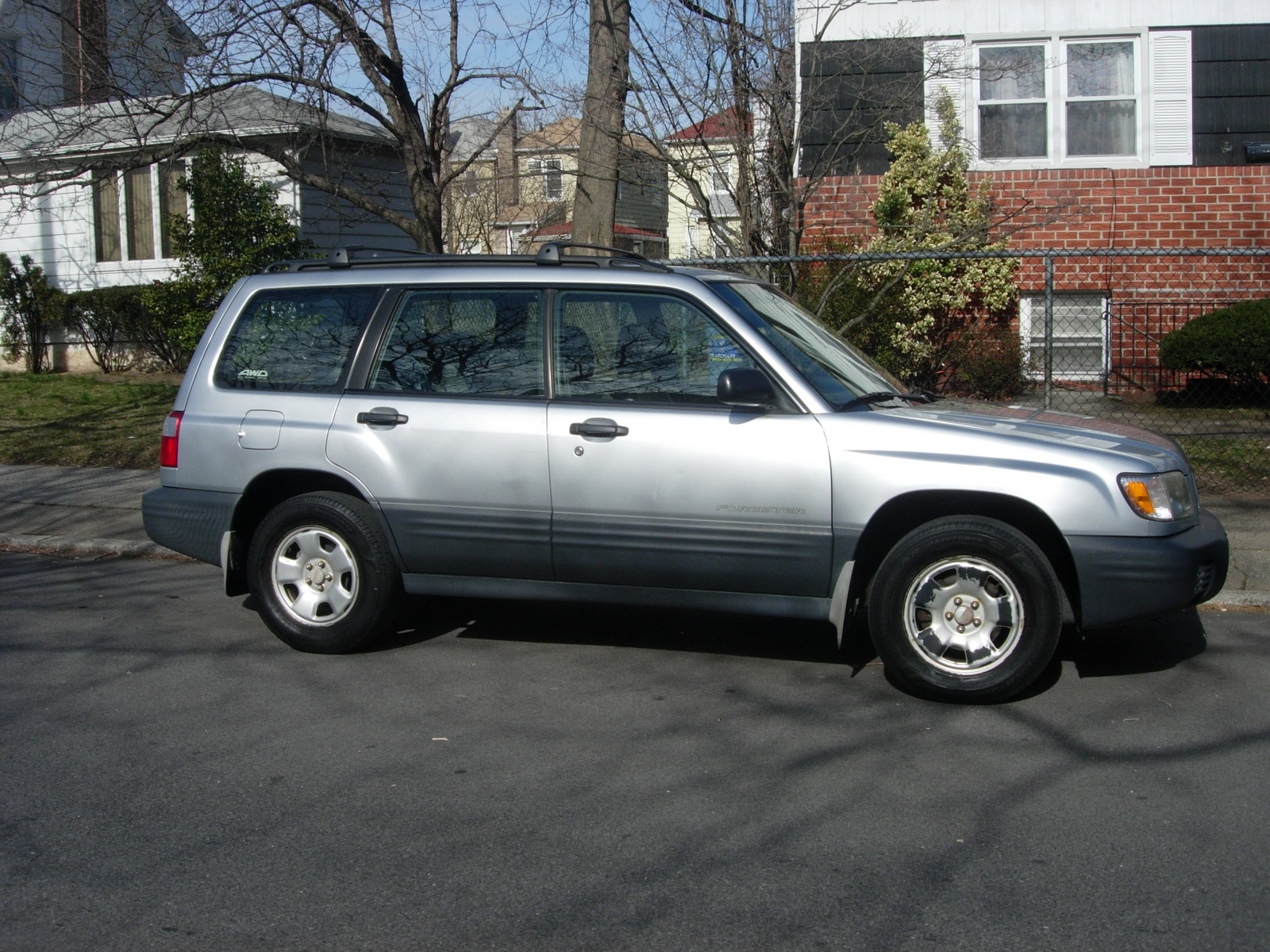 subaru forester gray 2002 mitula cars pictures to pin on pinterest