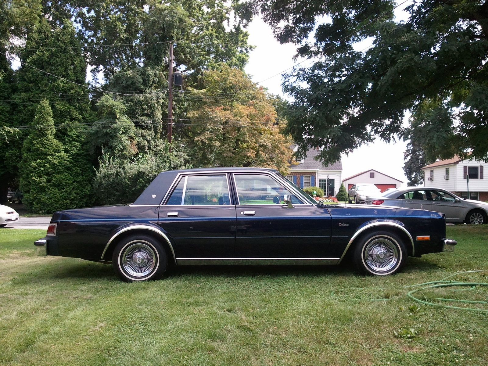 1987 Dodge Diplomat - Pictures