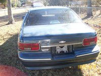 1996 Chevrolet Caprice Base, Picture of 1996 Chevrolet Caprice 4 Dr STD Sedan, exterior