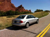 Picture of 2001 Audi A4 1.8T quattro Sedan AWD, exterior, gallery_worthy