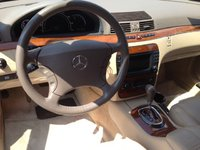 Picture of 2003 Mercedes-Benz S-Class 4 Dr S430 Sedan, interior