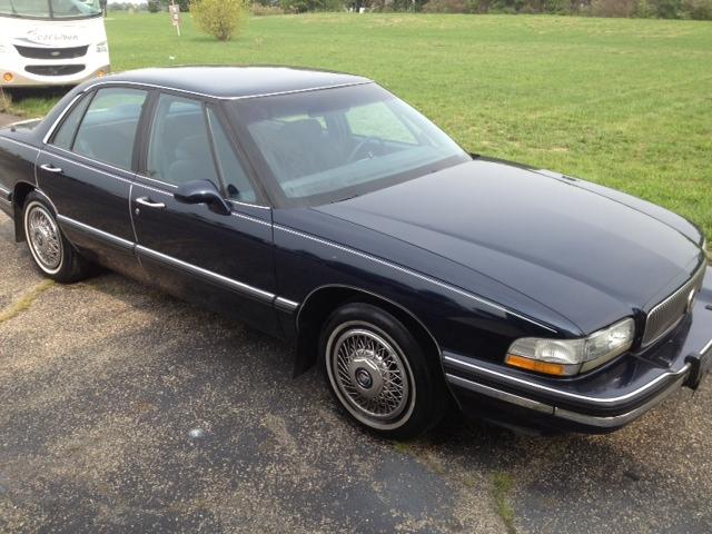 Picture of 1992 buick lesabre custom exterior