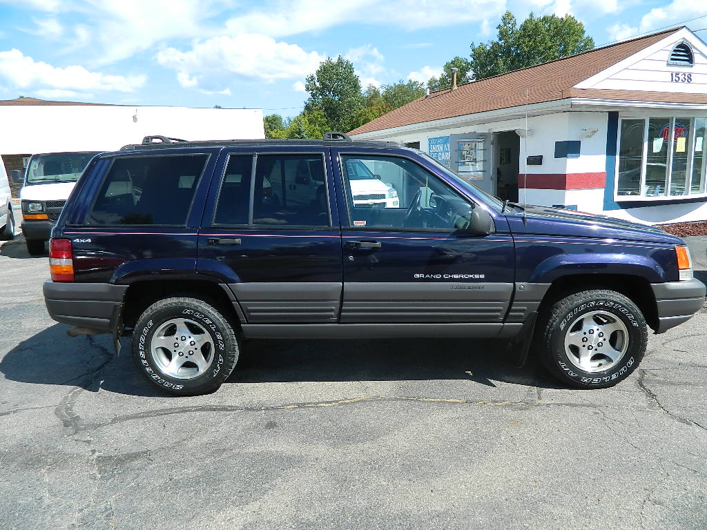 picture of 1998 jeep grand cherokee tsi exterior. Cars Review. Best American Auto & Cars Review
