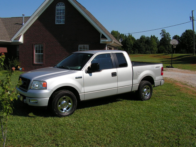 Picture of 2005 Ford F-150 STX SuperCab, exterior, gallery_worthy
