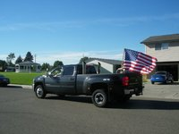 Picture of 2009 Chevrolet Silverado 3500HD LTZ Ext. Cab DRW 4WD, exterior, gallery_worthy