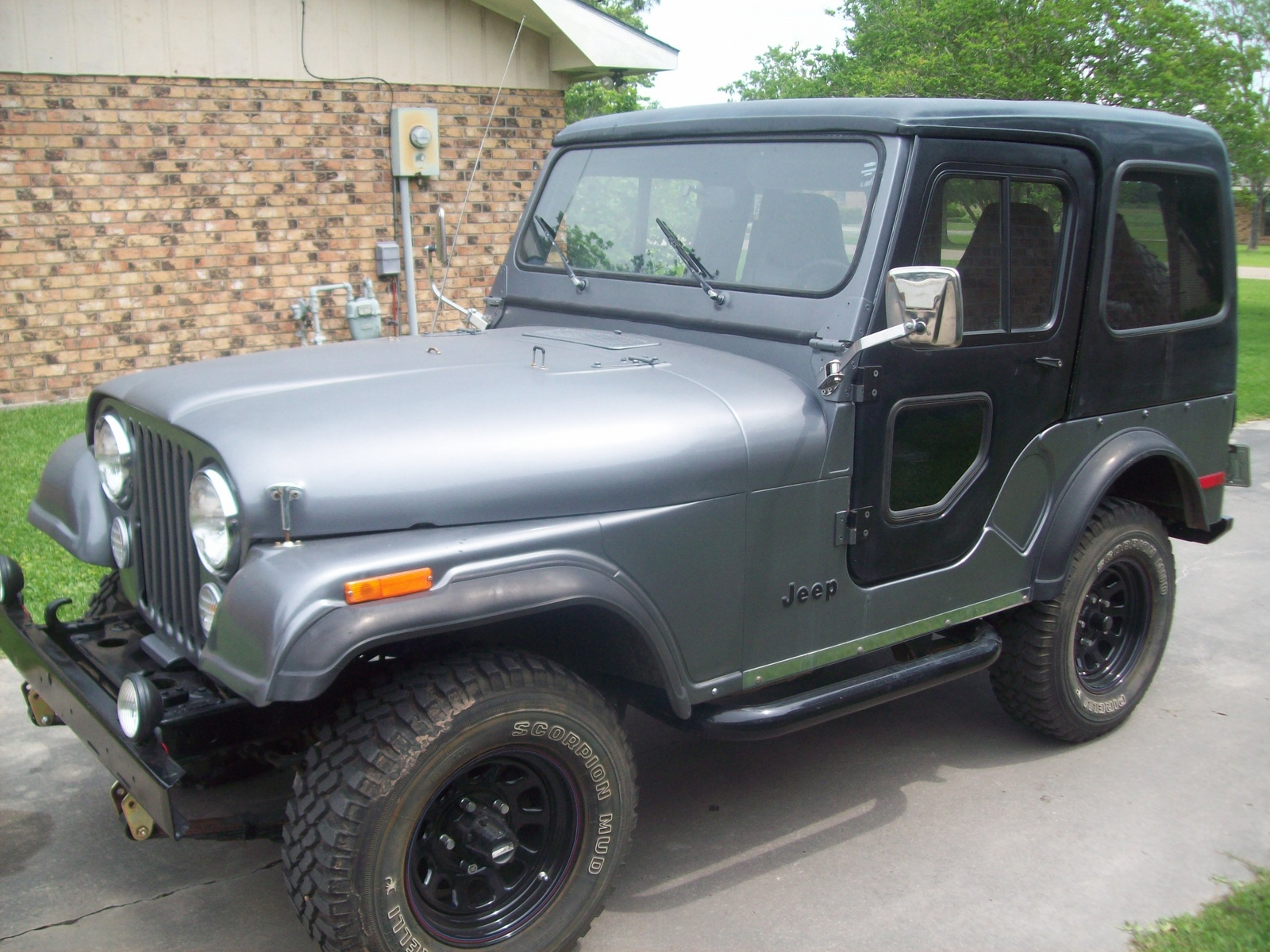 Used Jeep Grand Cherokee For Sale Cargurus >> 1979 Jeep CJ5 - Pictures - CarGurus