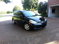 Picture of 2008 Nissan Versa SL Hatchback, exterior, gallery_worthy