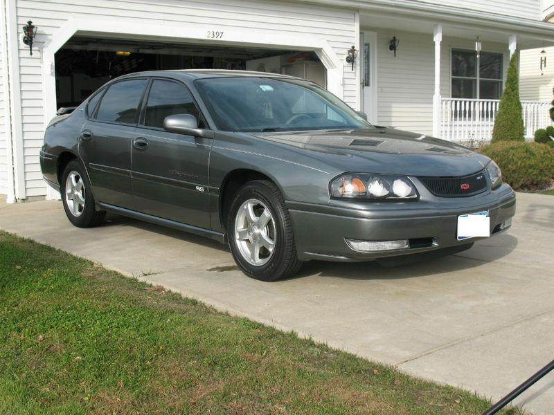 2004 chevy impala multifunction