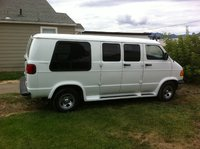 Picture of 1998 Dodge Ram Wagon 3 Dr 1500 Passenger Van, exterior