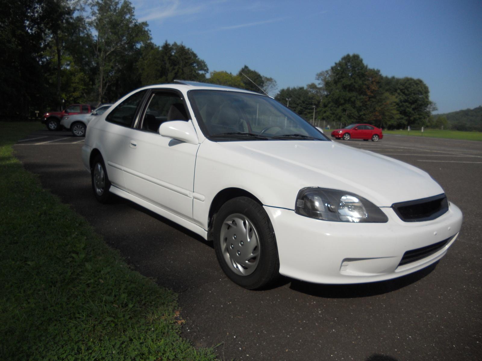 Honda Civic Ex Coupe Pic