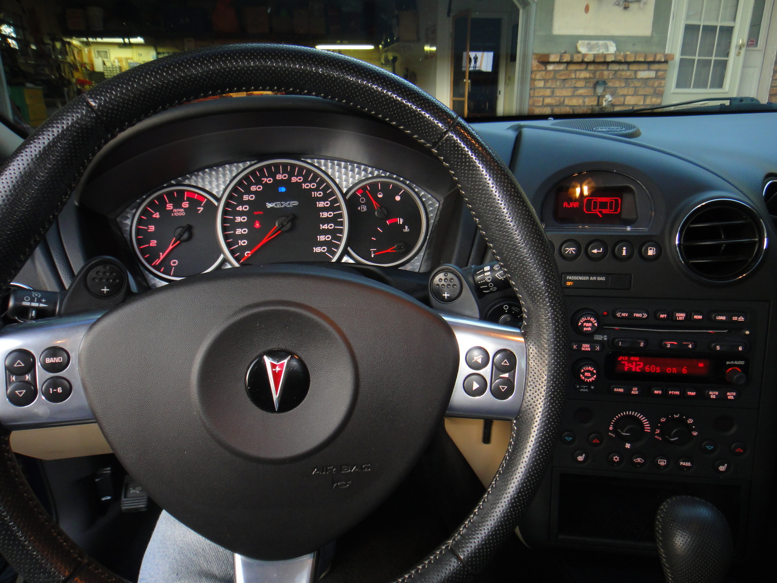2006 Pontiac Grand Prix Interior Pictures Cargurus