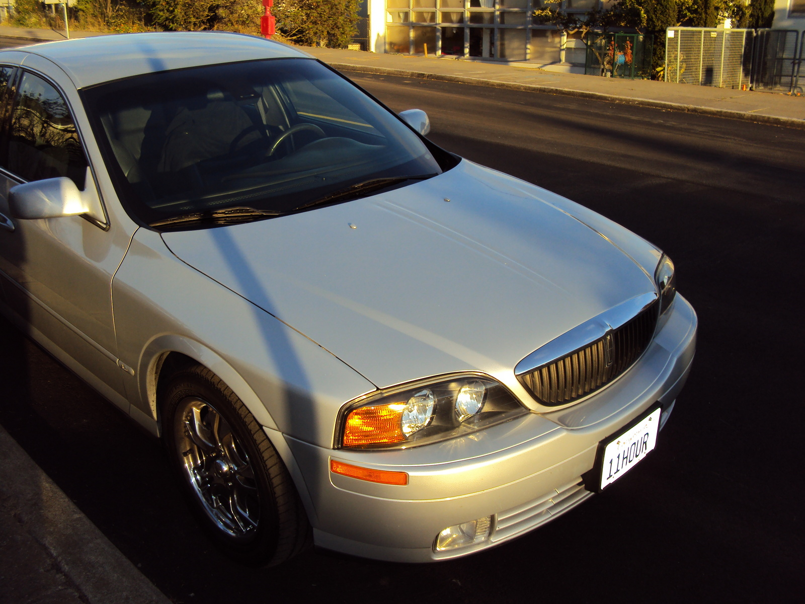 Lincoln Ls V Pic on Lincoln Ls For Sale Cargurus