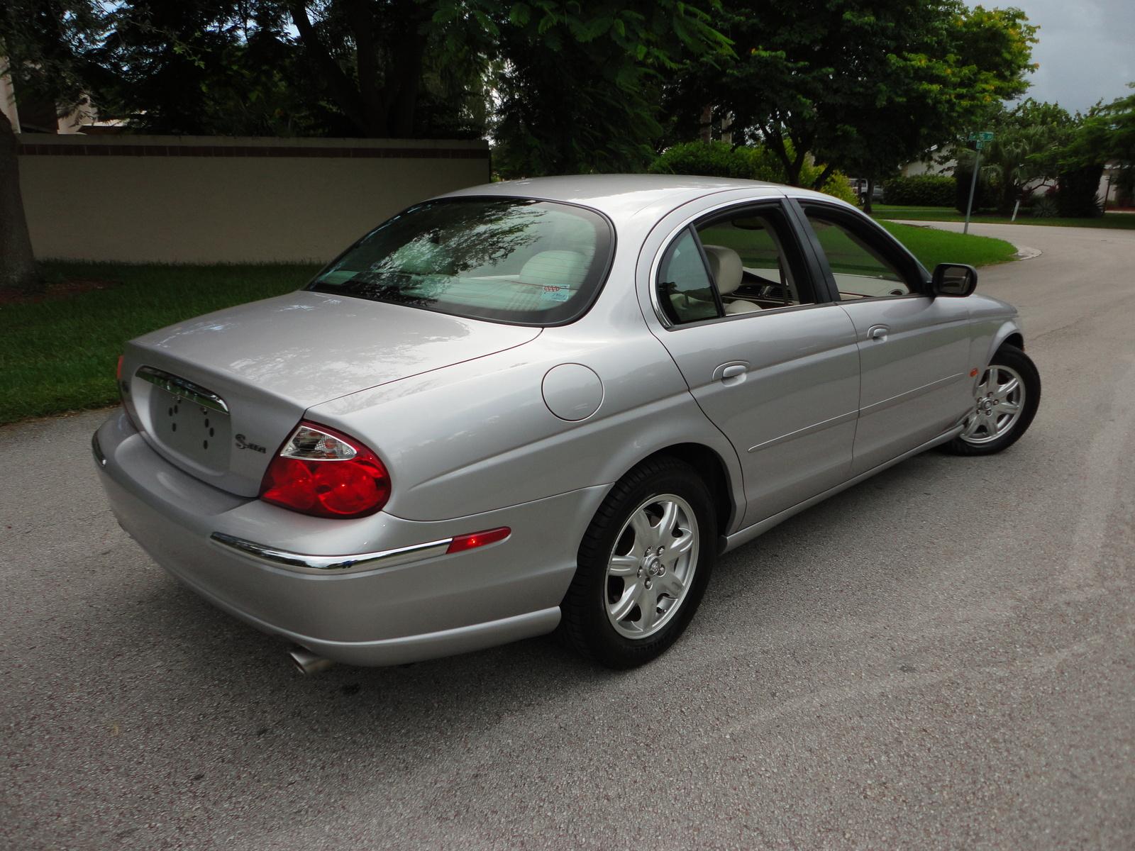 2000 Jaguar S-Type - Pictures - CarGurus