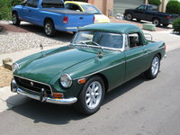 1972 MG MGB Roadster Overview