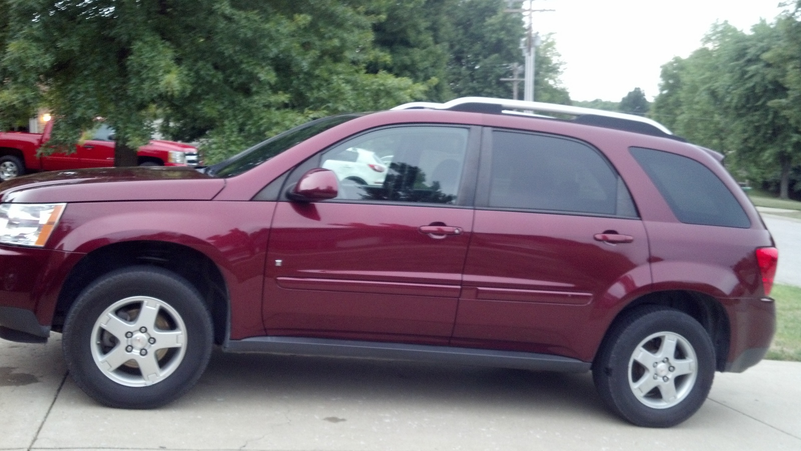 2008 Pontiac Torrent Pictures Cargurus