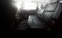 2013 Infiniti IPL G Coupe, interior rear passenger seating, interior, manufacturer