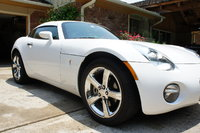 2009 Pontiac Solstice Coupe, front side view, exterior, gallery_worthy