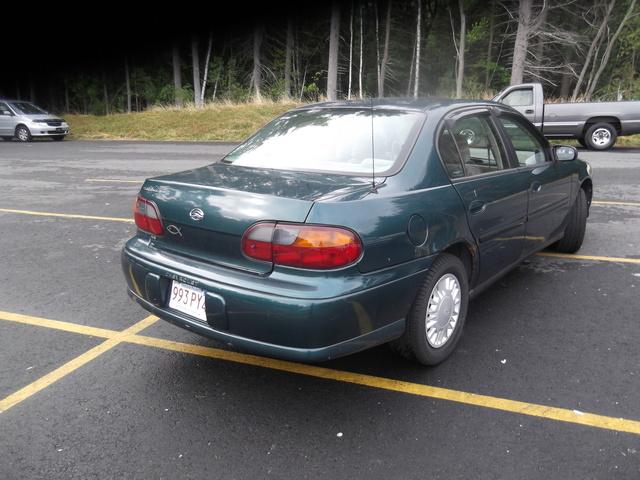 Picture of 1999 Chevrolet Malibu