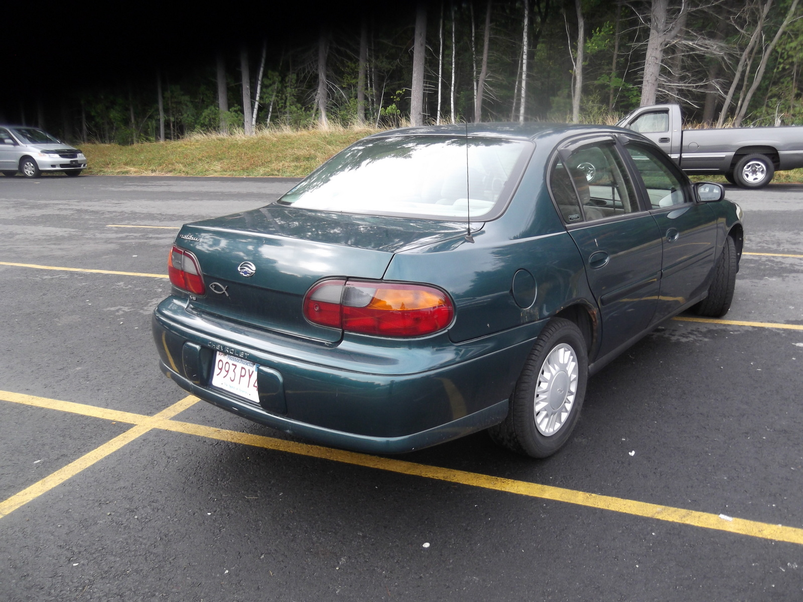 Picture of 1998 Oldsmobile Intrigue 4 Dr GL Sedan