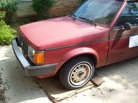 Picture of 1988 Plymouth Horizon, exterior, gallery_worthy