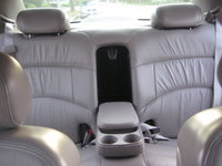 Picture of 1997 Buick Park Avenue 4 Dr Ultra Supercharged Sedan, interior