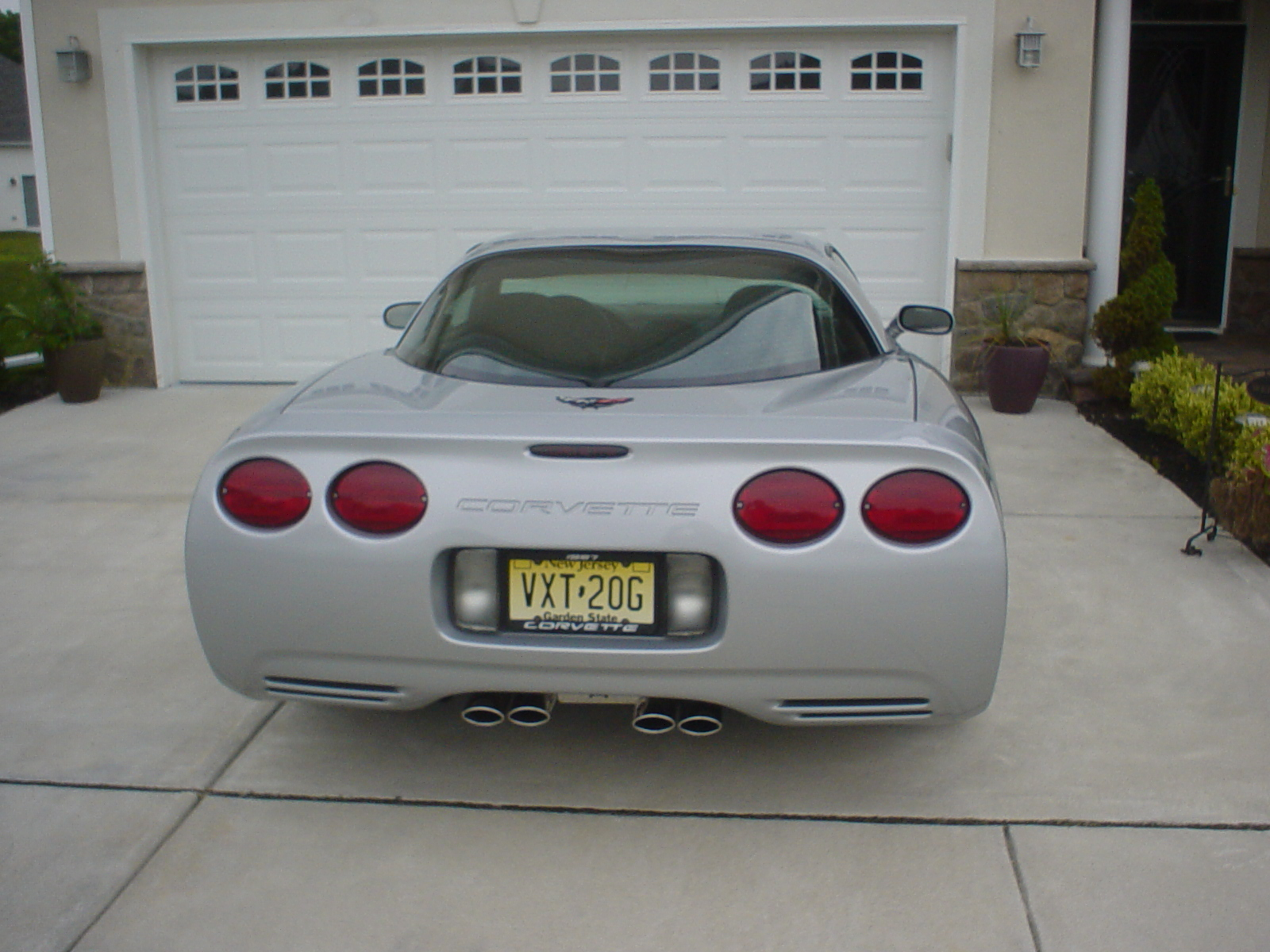 1997 Chevrolet Corvette Coupe, 1997 Chevrolet Corvette 2 Dr STD Hatchback picture, exterior