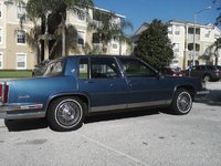Picture of 1987 Cadillac DeVille, exterior, gallery_worthy