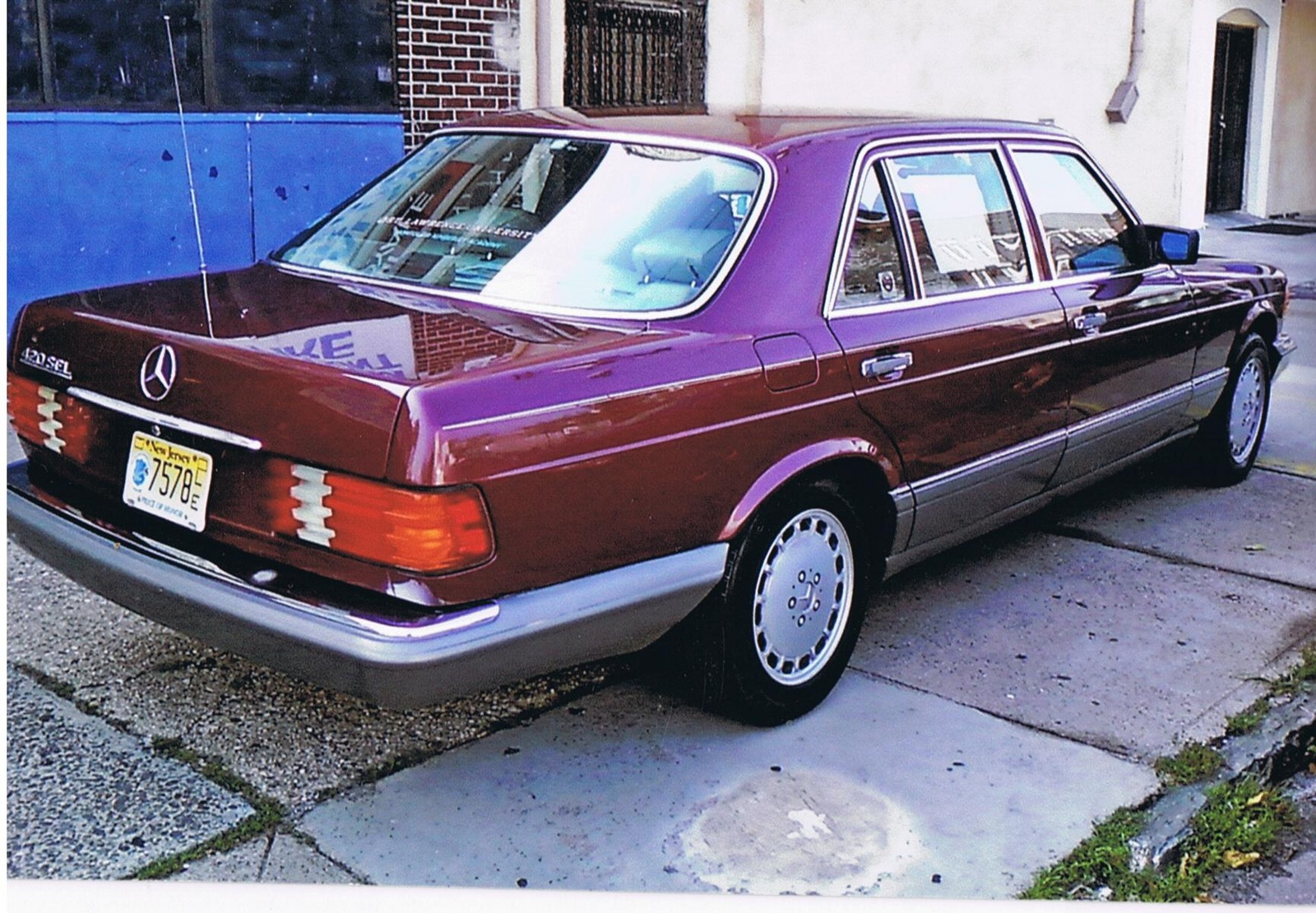 1991 mercedes benz 420 class exterior pictures cargurus for 1991 mercedes benz 420sel