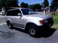 Picture of 1992 Toyota Land Cruiser 4WD, exterior
