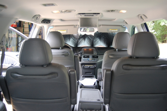 2006 Honda Odyssey - Interior Pictures