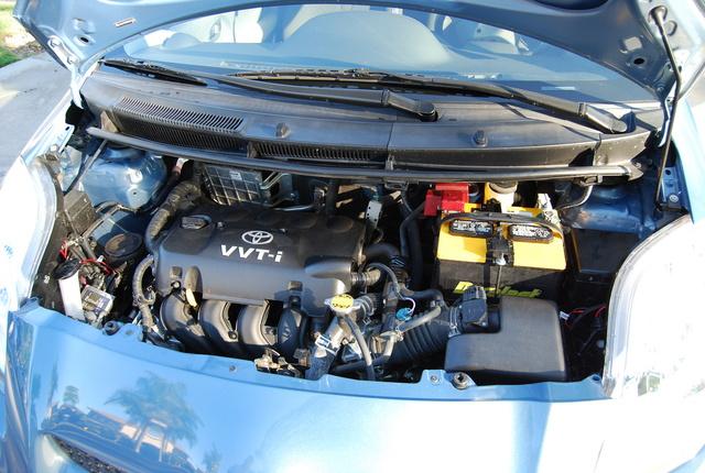 2009 Toyota Yaris - Overview - CarGurus