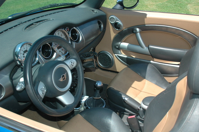 Picture Of 2006 MINI Cooper S Convertible, Interior, Gallery_worthy