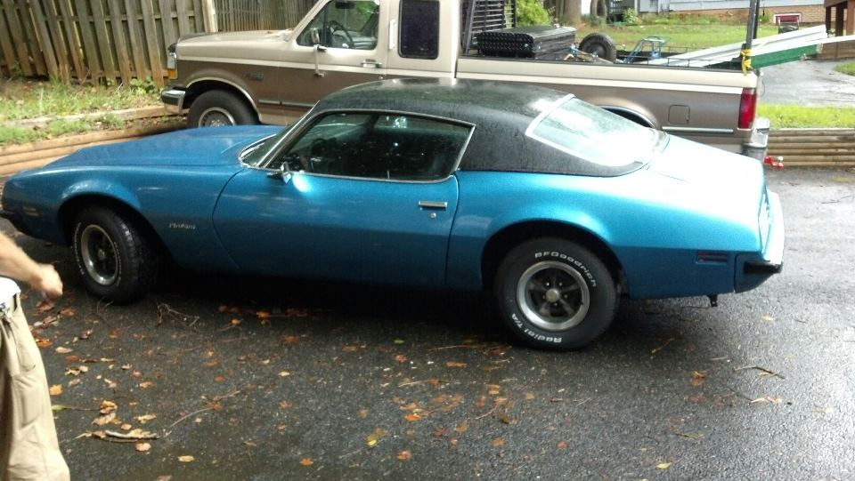 1974 Firebird Esprit for Sale http://www.cargurus.com/Cars/1974-Pontiac-Firebird-Overview-c7587
