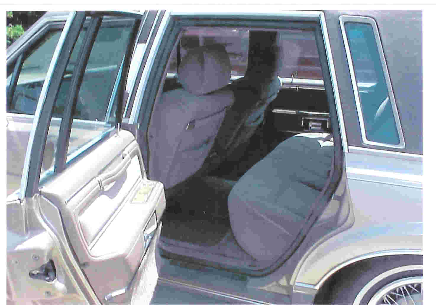 1986 lincoln town car interior pictures cargurus. Black Bedroom Furniture Sets. Home Design Ideas