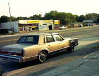 Picture of 1986 Lincoln Town Car, exterior
