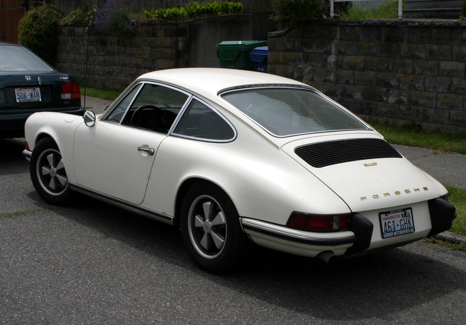 1970 Porsche 911 - Exterior Pictures - CarGurus