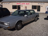 1989 Oldsmobile Ninety-Eight Overview