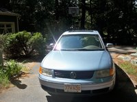 Picture of 1998 Volkswagen Passat 4 Dr GLS 1.8T Turbo Sedan, exterior, gallery_worthy