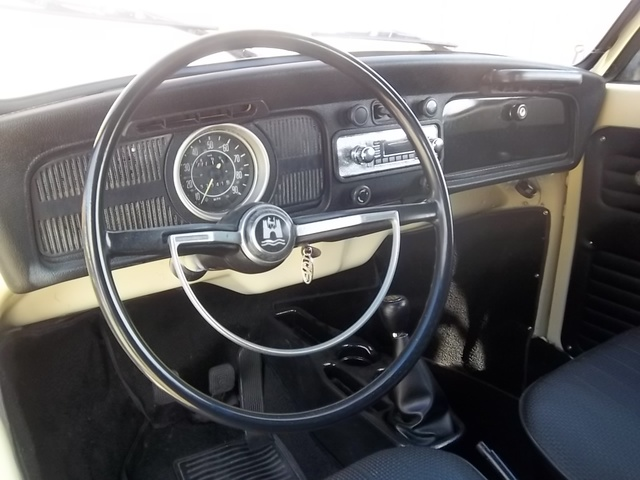 Picture of 1971 Volkswagen Super Beetle, interior, gallery_worthy
