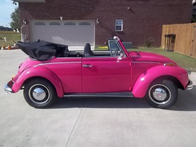Picture of 1971 Volkswagen Super Beetle, exterior, gallery_worthy