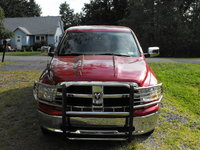 Picture of 2009 Dodge Ram 1500 SLT Quad Cab 4WD, exterior, gallery_worthy