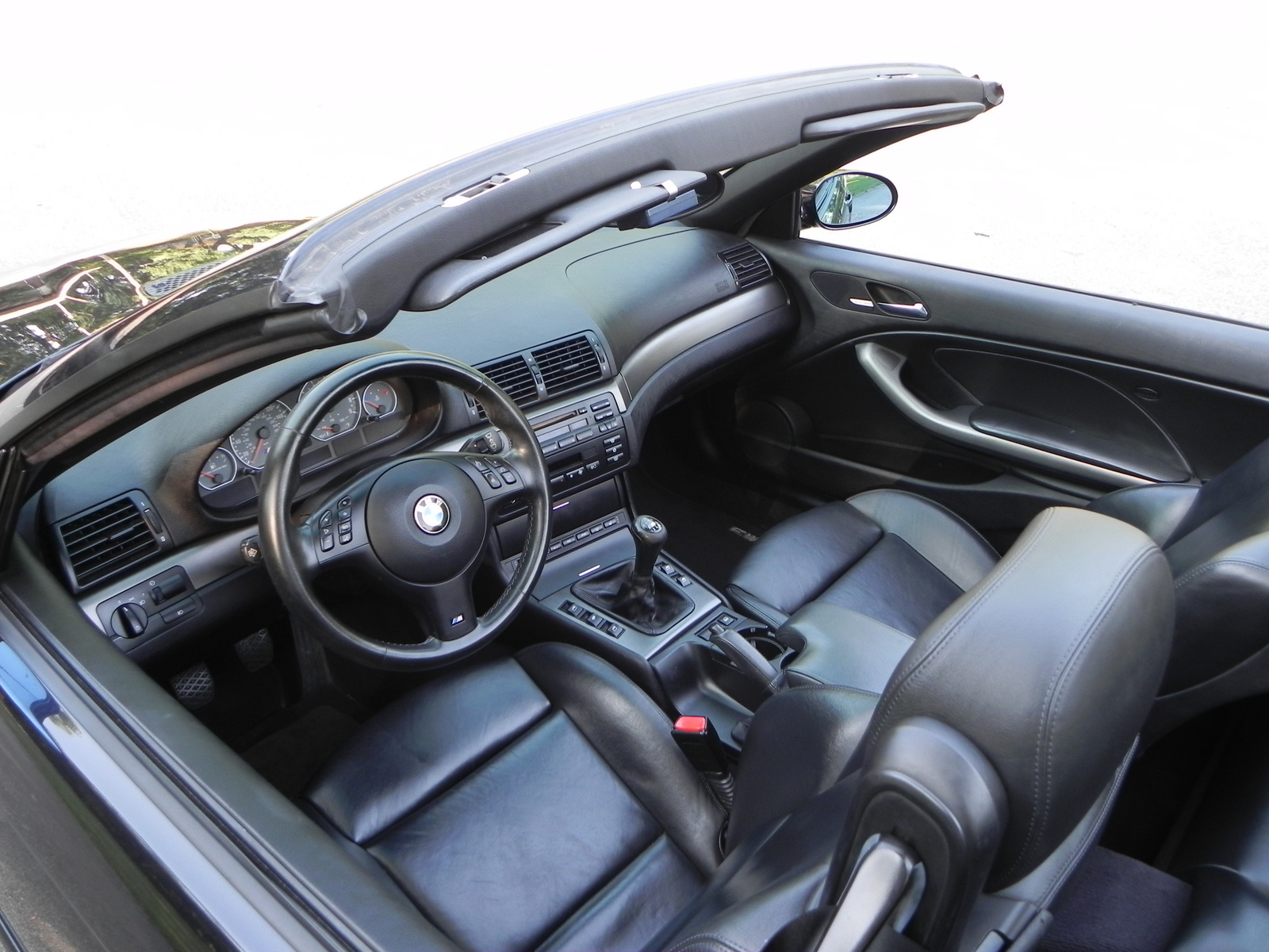 2002 Bmw M3 Interior Pictures Cargurus