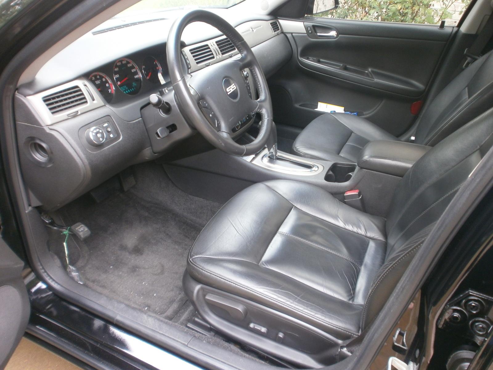 2008 Chevrolet Impala - Interior Pictures - CarGurus