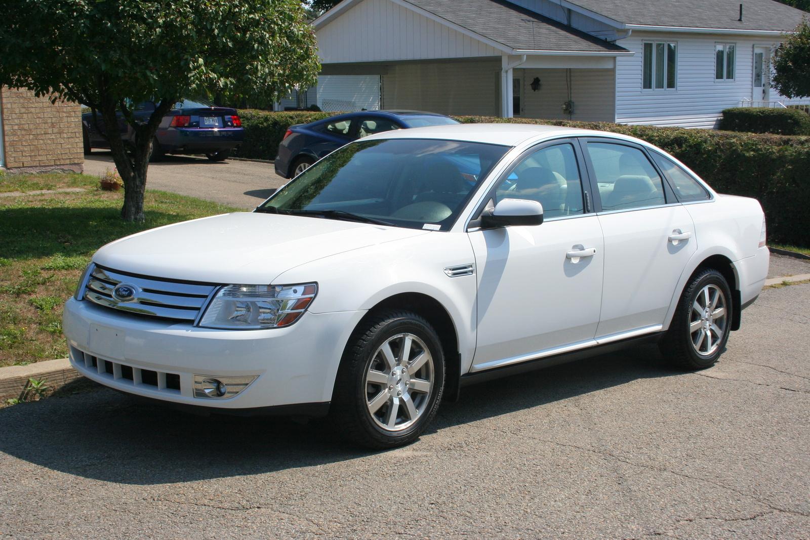 2008 Ford Taurus Exterior Pictures Cargurus