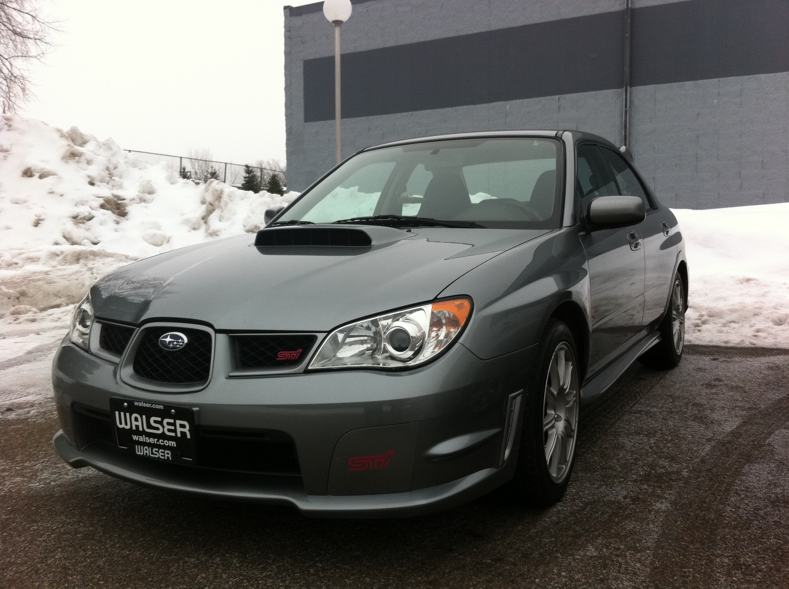 2007 subaru impreza wrx sti pictures cargurus. Black Bedroom Furniture Sets. Home Design Ideas