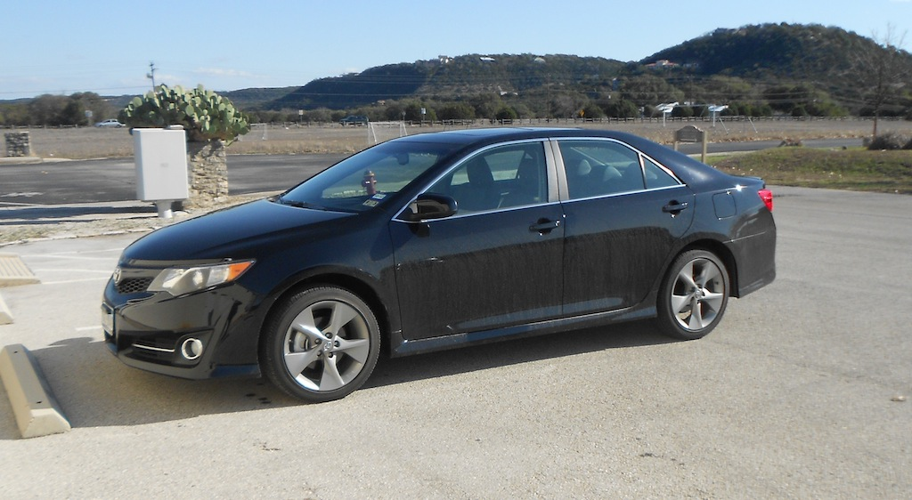 2013 toyota camry se limited edition autos post. Black Bedroom Furniture Sets. Home Design Ideas