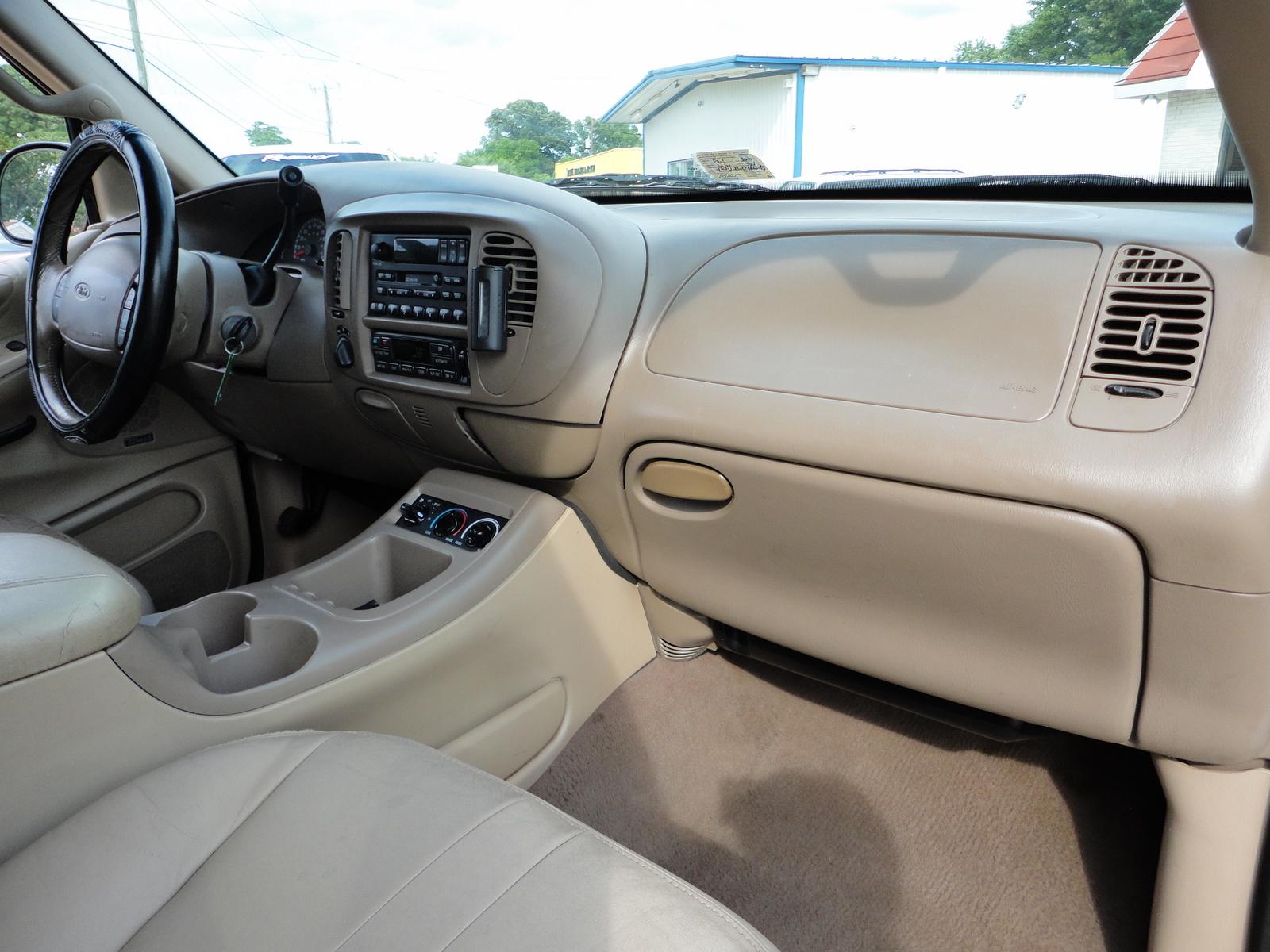 2000 Ford Excursion Interior Colors