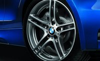 2013 BMW 1 Series, Front tire., exterior, manufacturer